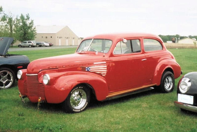 Items vehicles parts for sale l north st paul 39 s friday for 1940 chevy 2 door