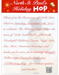 North St. Paul Holiday Hop